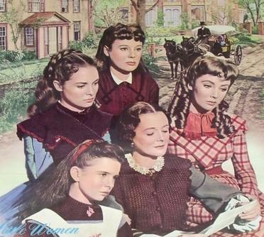 Resultado de imagem para little women movie