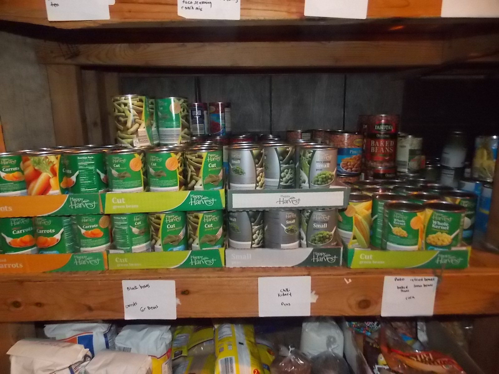 large family organization tips the pantry stocking for emergencies