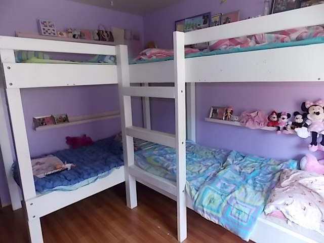 Quadruple Bunk Bed Plans These Quadruple Bunk Beds