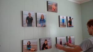 IMG 20141118 120550 300x168 Modge podge photos on wood a diy inexpensive photo hang